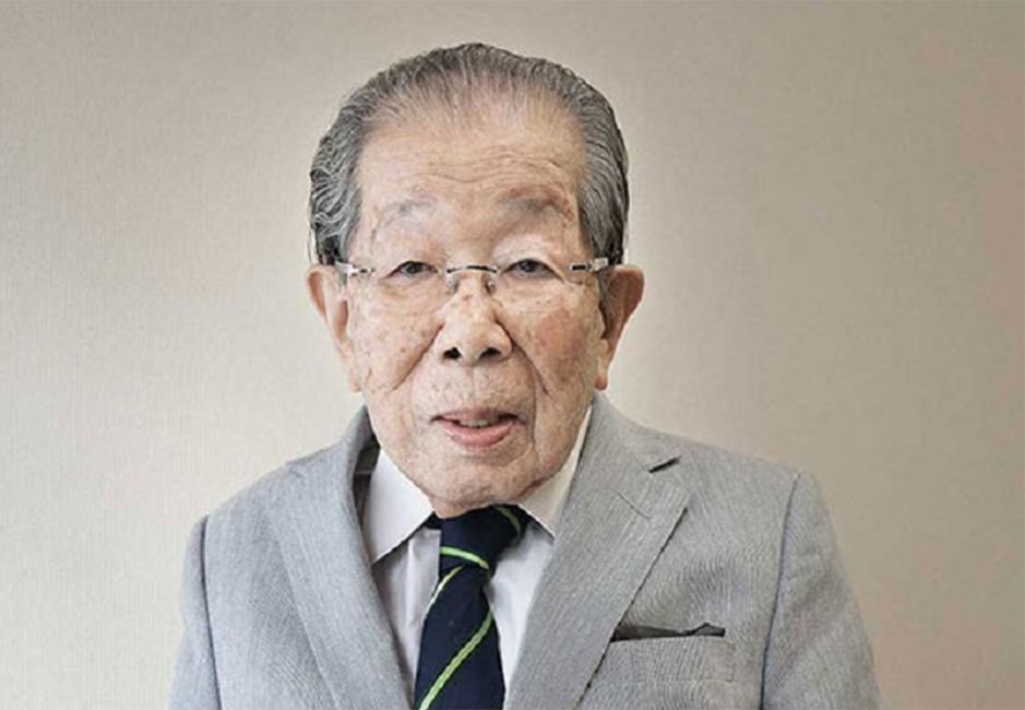 Ten Tips For a Healthy Old Age from Dr. Shigeaki Hinohara